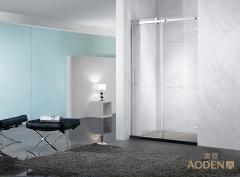 New Product Simple Design Shower Room Frameless Shower Screen