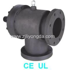 Cast Screw Compressor Valve