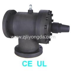 Screw Compressor Valve with High Pefermance