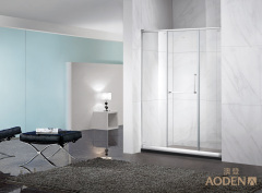 Hot Selling Simple Design Shower Screen Room with Frame