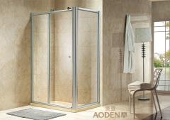 Popular Aluminium Alloy Framed Glass Shower Cabin
