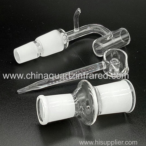 Tool Quartz Banger Nail With 14mm Male Joint by FreeQuartz