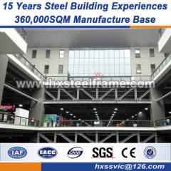 fabrication of steel structures welded steel structures cheap good using