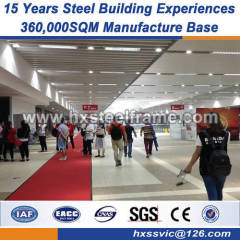 frame steel structure welded steel structures Pest Resistant