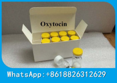 White Lyophilized Powder Oxytocin Injection 5mg Human Growth Peptides For Hasten Parturition