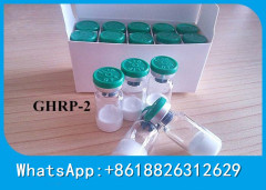 Polypeptide Hormones GHRP-2 CAS 158861-67-7 For Muscle Building & Fat Loss