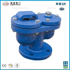 Ductile Iron Ggg50 Pn16 Automatic Double Ball Air Release Valve