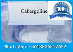 99% Purity CAS:81409-90-7 Muscle Building Steroids Cabergoline Dostinex Powder for Parkinson Treatment