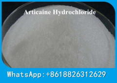 99% Purity Local Anesthetic Agents Pain Skiller Articaine HCl Aarticaine Hydrochloride