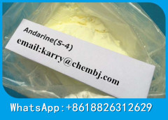 Andarine CAS:401900-40-1 For Muscle growth White Powder SARMs Steroids S4