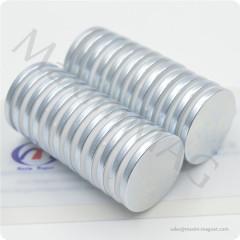 High quality Neodymium disc magnets