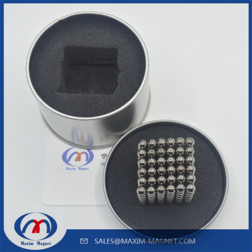 Neodymium shpere magnets for toy