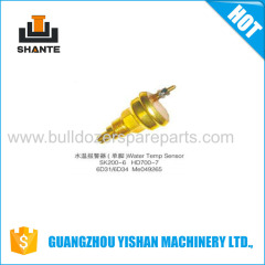 Excavator electric parts pressure sensor 8-98023717 oil pressure switch for excavator spare parts of bulldozer