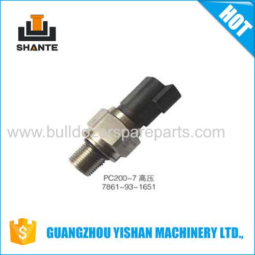 Excavator electric parts pressure sensor 7861-93-3520 oil pressure switch for excavator spare parts of bulldozer