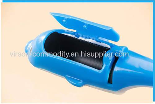 Dolphin Modelling Blue Vertical Handle Lint Roller