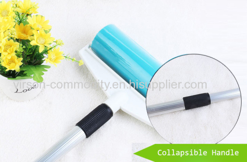 Collapsible Handle Lint Roller