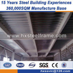 heavy metal manufacturing welded steel structures professional design