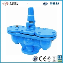 Flanged Type with Two Ball Air Release Valve