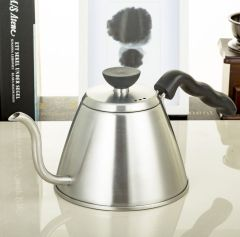 coffee drip kettle with filter
