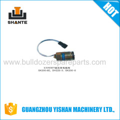 Excavator electric parts pressure sensor PC60-6/7 PC75UU for excavator spare parts of bulldozer
