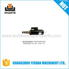 Excavator electric parts pressure sensor 3990773 oil pressure switch for excavator spare parts of bulldozer