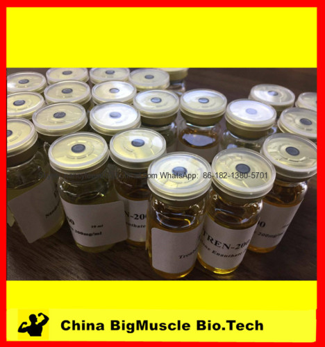 Bodybuilding SU 250//SU 400 Test Mixture Steroids Oil Injection 10ml Vial For Sale Factory Price