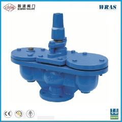 Ductile Iron Flanged End Double Orifice Air Release Valve with Pn10 Pn16