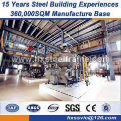 heavy metal welding welded steel structures AWS code welded