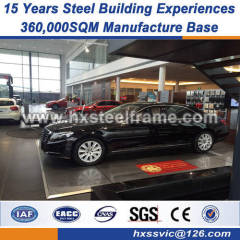 heavy steel structure us metal buildings Reliable Quality Steel