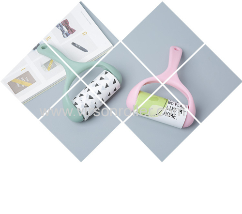 High Quality Plastic Handle Lint Roller