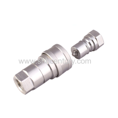 Stainless Steel 316SS Hydraulic Quick Coupling