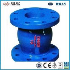 Cast Iron /Ductile Iron Silent Check Valve Pn10 Pn16 Pn25