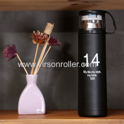 Virson Couple's Stainless Steel Vacuum Cup
