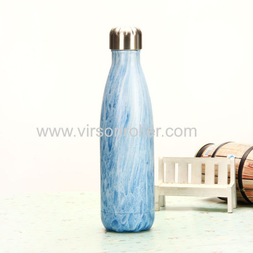Virson High Quality Fashion Design Stainless Steel Vacuum Cup