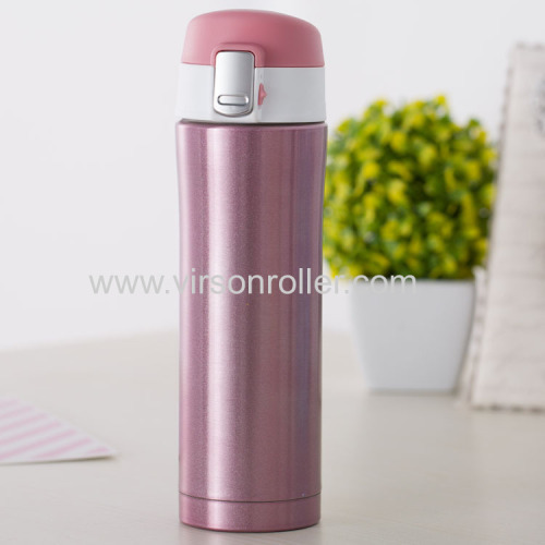 Virson Fashion Design Stainless Steel Vacuum Cup