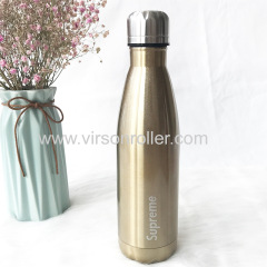 Contracted Design Virson Four Colors Stainless Steeel Vacuum Cup
