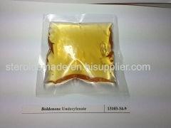 CAS13103-34-9 Cutting Cycle Steroid Boldenon Undecylenate Equipoise Yellowish Oily Liquid