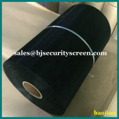 Black Epoxy Coated Mesh Screen