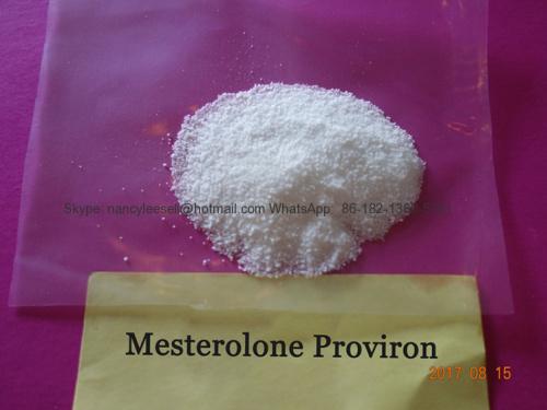 Cheap Raw Steriod Powders Mesterolon Proviron Raw Powder anabolic hormone Raw Material China Supplier For Sale