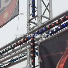 Aluminum Truss for Circus Events