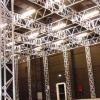Indoor TV Studio Truss Project