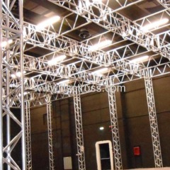 TV Studio Trussing Structure Installation