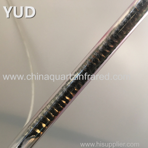 IR Quartz Carbon Fiber Heating Lamp for Bathroom