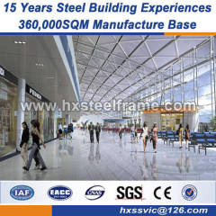 industrial metal fabrication metal arch building kits modern designed