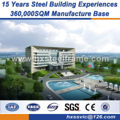 light gauge structures steel building frame DIN code verified