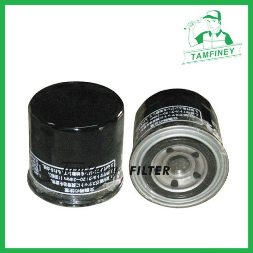 Engine Oil Filter Cartridge of Wheel Loader spare parts 129150-35152 129150-35153 LF3657 P550162