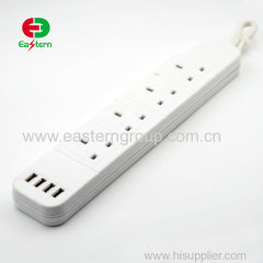 GCC extension socket with rubber frame