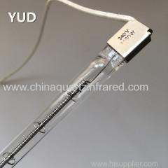 Quartz heating tube IR halogen heater lamp waterproof 5000hours