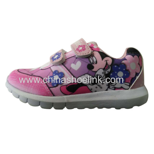 Child trail walking shoes manufactor sneakers seller