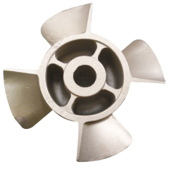 High Precision Customized Metal Casting Parts Wheel